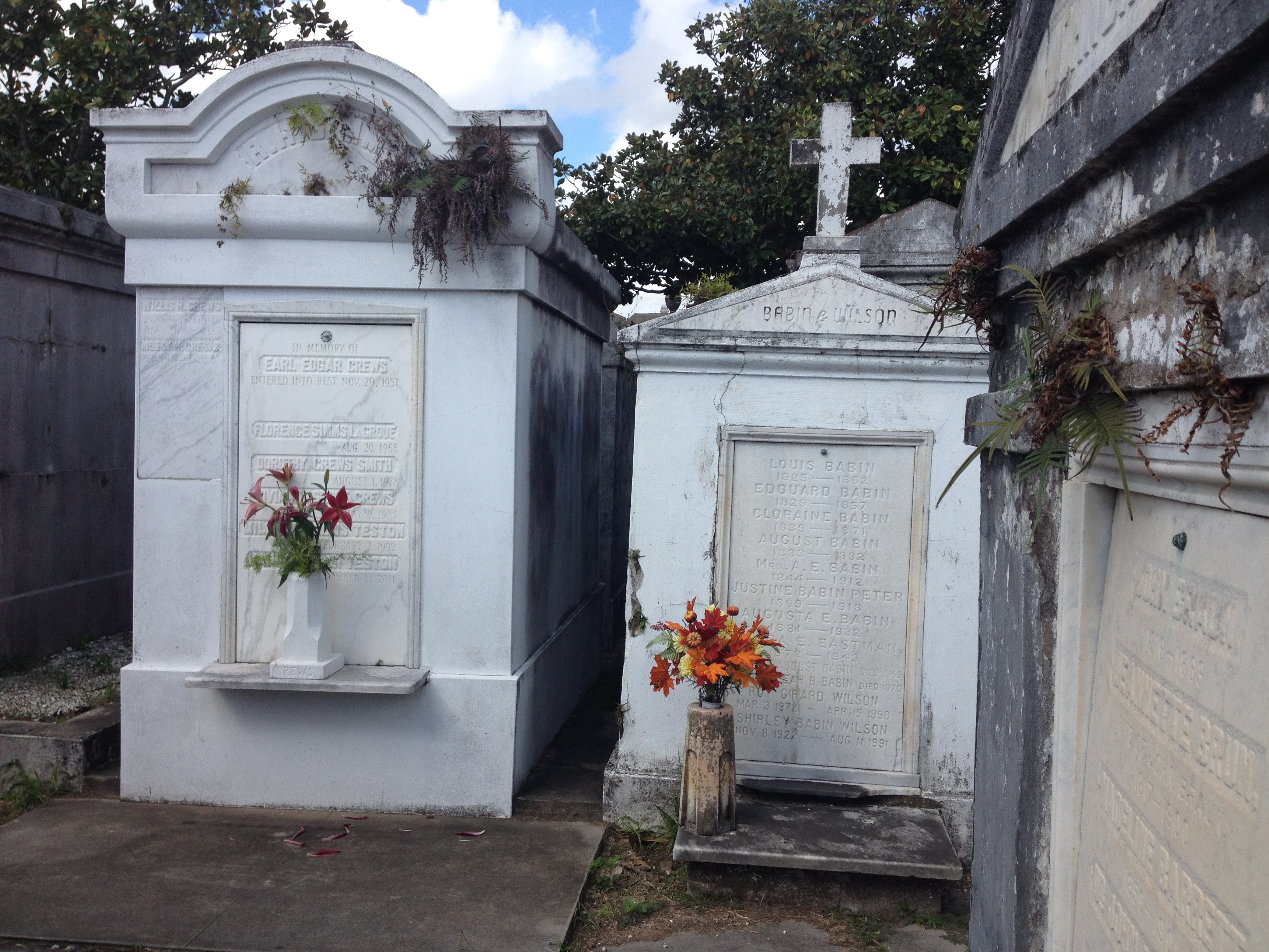Lafayette Cemetery Clean Up Day – October 28